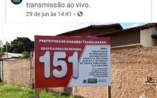 Morador da Vila Cristina
