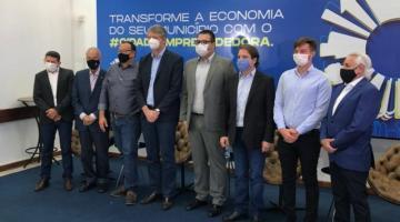 Amambai e outros municípios da região Sul firmam contrato com o SEBRAE para execução do Cidade Empreendedora