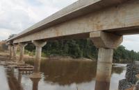 Vereador Geverson Vicentim pede ponte de concreto sobre Rio Jogui
