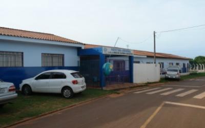 Vereador Geverson Vicentim pede reformas para a E.M.Marlene Vilarinho