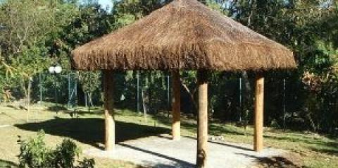 Vereador Tato Souza  solicita construção quiosques na Aldeia Amambai