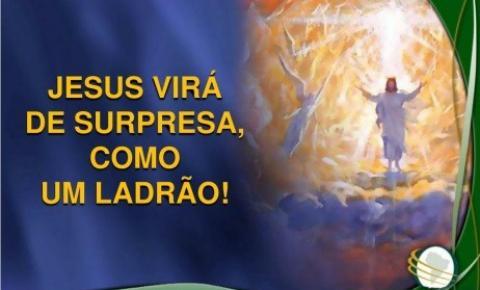 Quem está esperando Jesus?