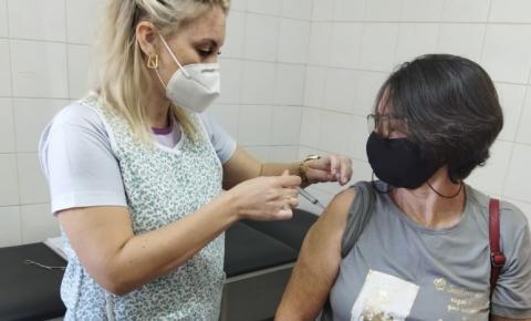 Secretaria de Saúde realizou vacinação no Assentamento Guanabara