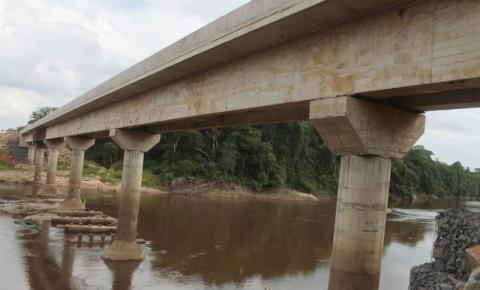 Vereador Brito solicita ponte de concreto no rio Jogui
