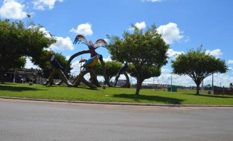 Vereador Geverson solicita via para pedestres e ciclistas na saída para Ponta Porã