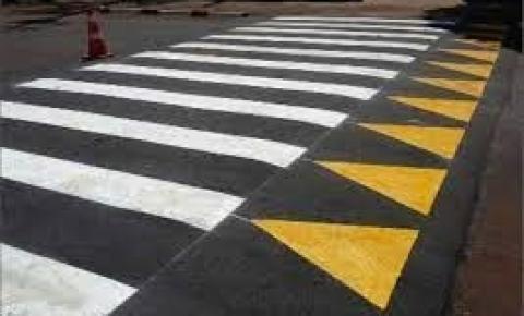 Vereador Prego pede construção de uma faixa de pedestre elevada na Avenida Pedro Manvailer