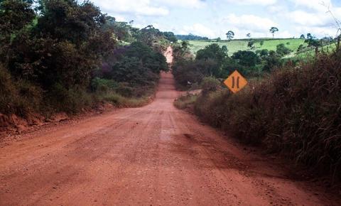 Vereador Brito pede asfalto para entrada na Aldeia Amambai