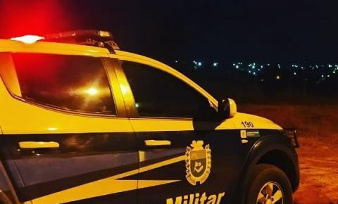 Polícia Militar cumpre mandado de prisão