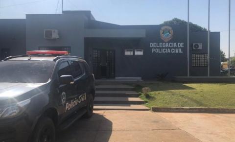 Casal acusado de roubar moto em Amambai é preso