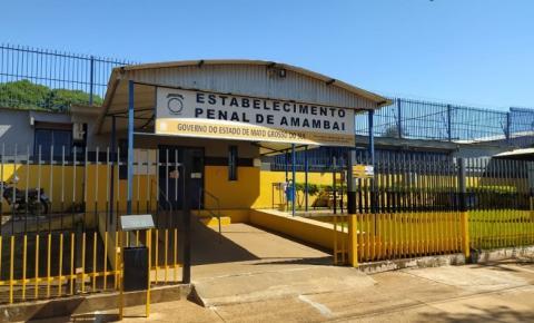 Agepen-MS estende suspensão de visitas nos presídios até 31 de julho