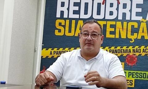 Prefeito Dr. Bandeira flexibiliza serviços de buffets no município