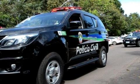 Homem é preso por tráfico de 500 kg de maconha em Amambai