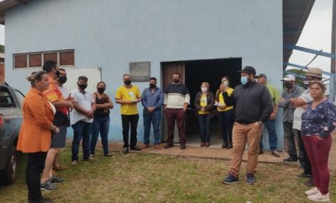 Associação de Moradores da Vila Cristina tem novo Presidente